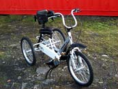 Tracker tricycle